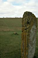 The Comet Stone at the Ring of Brodgar